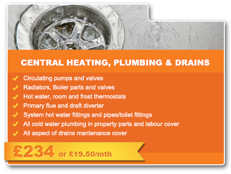 Plumbing cover and Drains cover in Merseyside